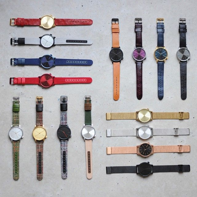 Check out our new watch collection for Fall2014! www.komono.com #watches #komono #newcollection