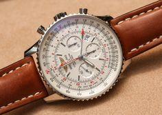 Breitling Navitimer GMT 48mm Watch