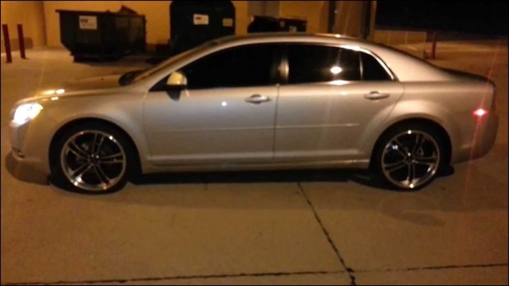 Tires for A 2011 Chevy Malibu