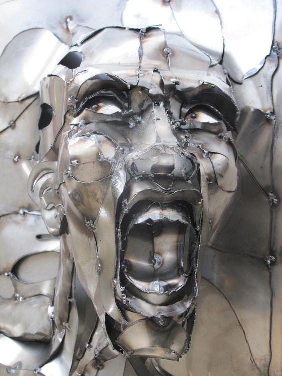 Joel sullivan art by iron design google search metal