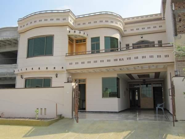 Pakistani New Home Designs Exterior Views. Part 41