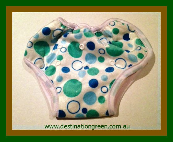 Reusable Training Pants (fully adjustable) - blue spots (RRP $15.95), $15.95 #toilettraining #trainingpants