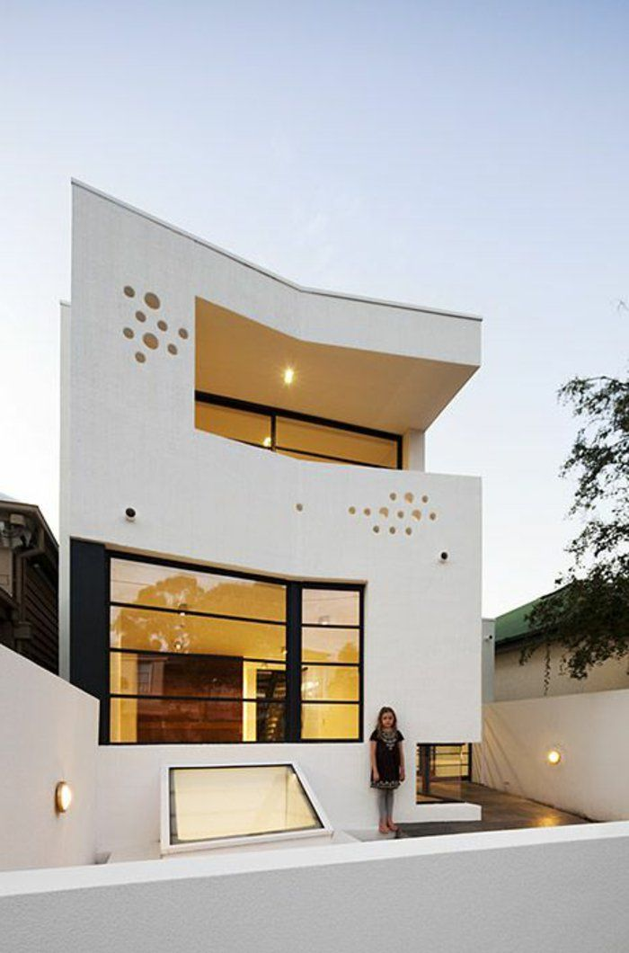 1114 best New Contemporary Home images on Pinterest Modern - aide pour construire une maison