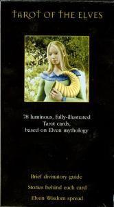 Tarot of the Elves - karty Tarota + instrukcja w języku polskim