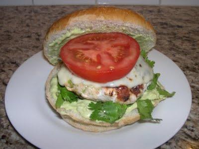 Salsa Verde Turkey Burgers | Burgers & Grilled Food | Pinterest