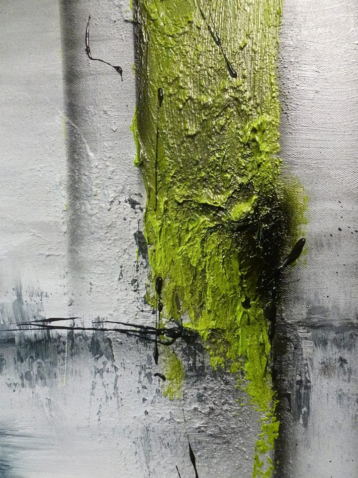 broken grass by real-art.ch, #Malkurs, #art #painting #color #real #best #acryl #abstract # farben #malen #kunst #Marmormehl