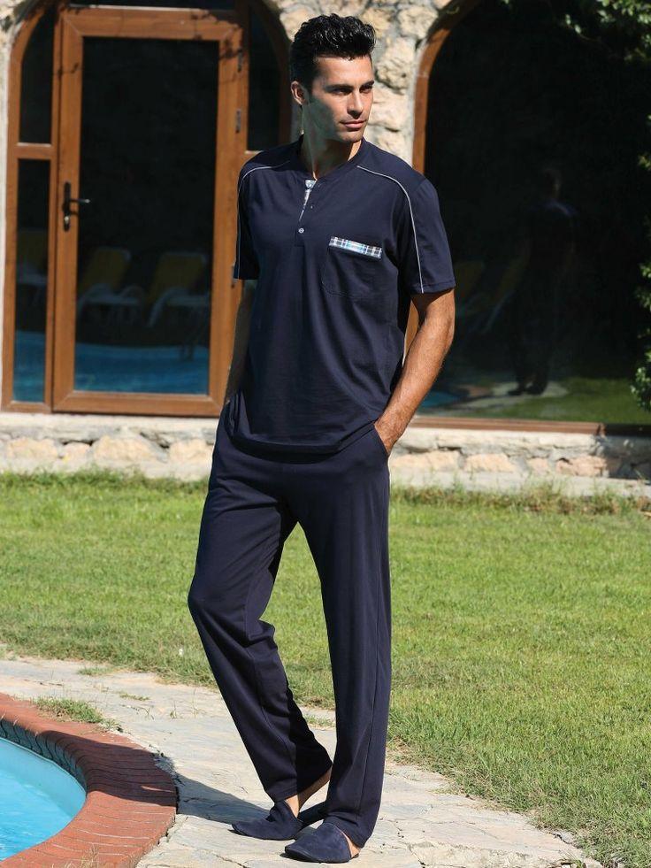 Yeni İnci 4683 lü Pijama Takım; Şort, Pijama ve takım modelidir.