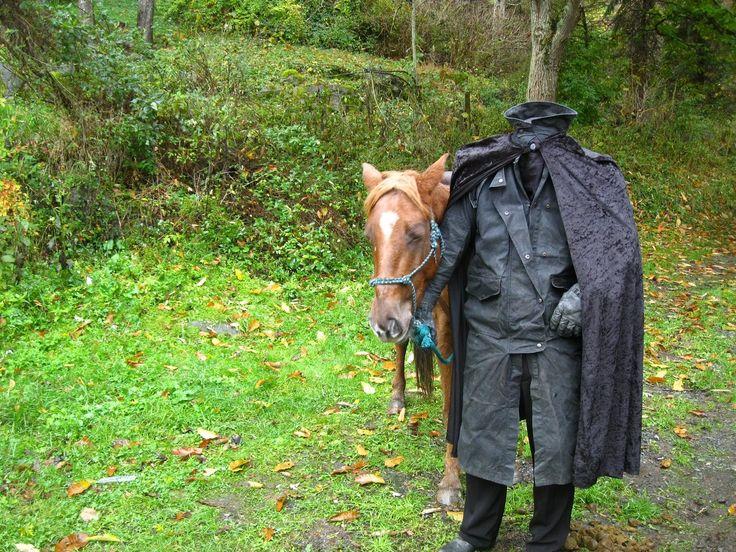 Headless Horseman Costume - YouTube                                                                                                                                                                                 More