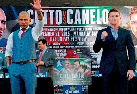 """WBC and Lineal Middleweight World Champion Saul """"Canelo"""" Alvarez (46-1-1, 32 KOs) will make his first title defense of 2016 against former two-time world champion and resurgent contender"""