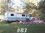 Sedona Arizona RV Parks and Resorts - Rancho Sedona RV Park - Rancho Sedona Executive Sites.