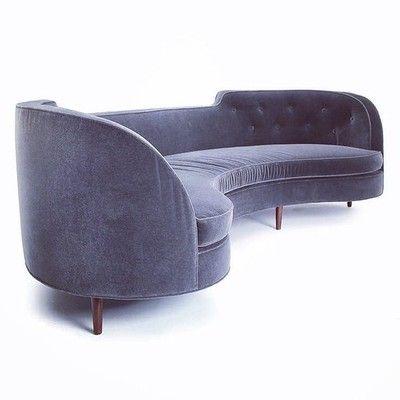 Oasis Sofa by Edward Wormley