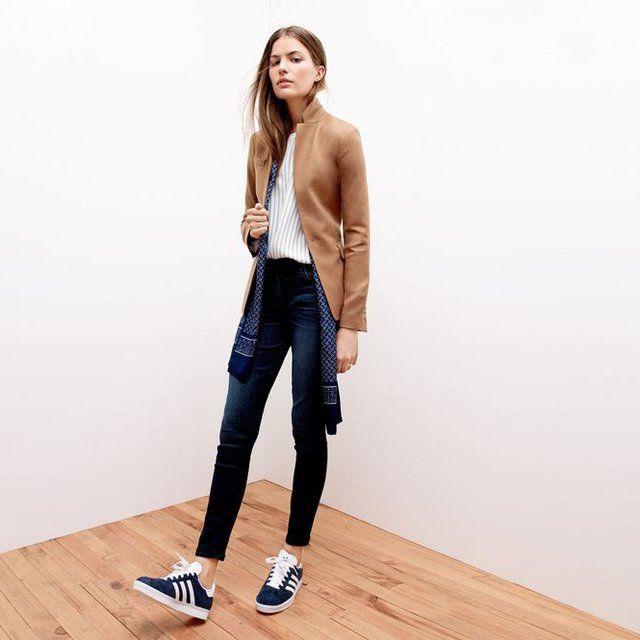 Adidas Gazelle Dark Blue Womens