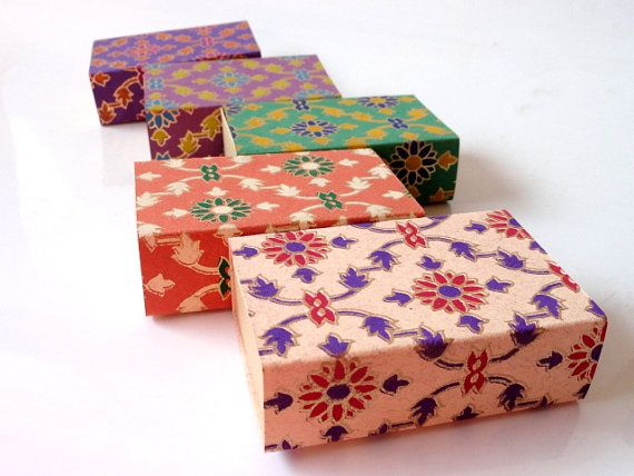 wedding favor box Match box Packaging box Gift by indianbazzaar, $8.50
