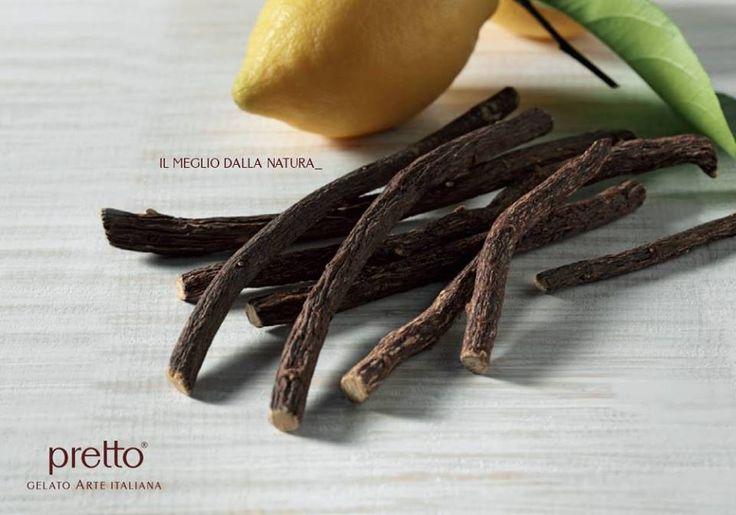 UN MATRIMONIO D'ECCELLENZA.  Ieri vi abbiamo consigliato un'accoppiata stagionale tra le più naturali e nutrienti. Da Pretto però, c'è ne per tutti i gusti. Se vuoi soddisfare sete, gusto e raffinatezza, prova uno fra i legami gourmet più riuscito: LIMONE&POLVERE DI LIQUIRIZIA. Il nostro gusto gourmet stellato by Giorgio Damini Damini&affini #unesclusivabypretto #celabbiamosolonoi  NB: TUTTI I POSSESSORI DI FIDELITY CARD, POTRANNO ACQUISTARE I GUSTI GOURMET AL PREZZO DEI CLASSICI! Emoticon…