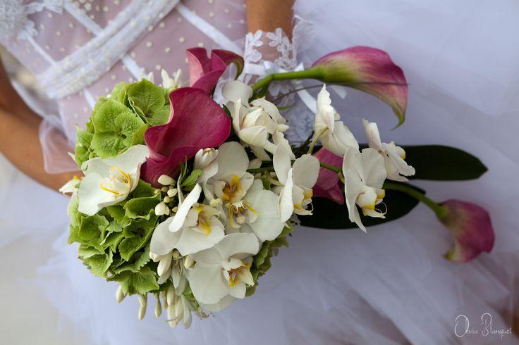 bouquet de la mari233e asym233trique orchid233es calas