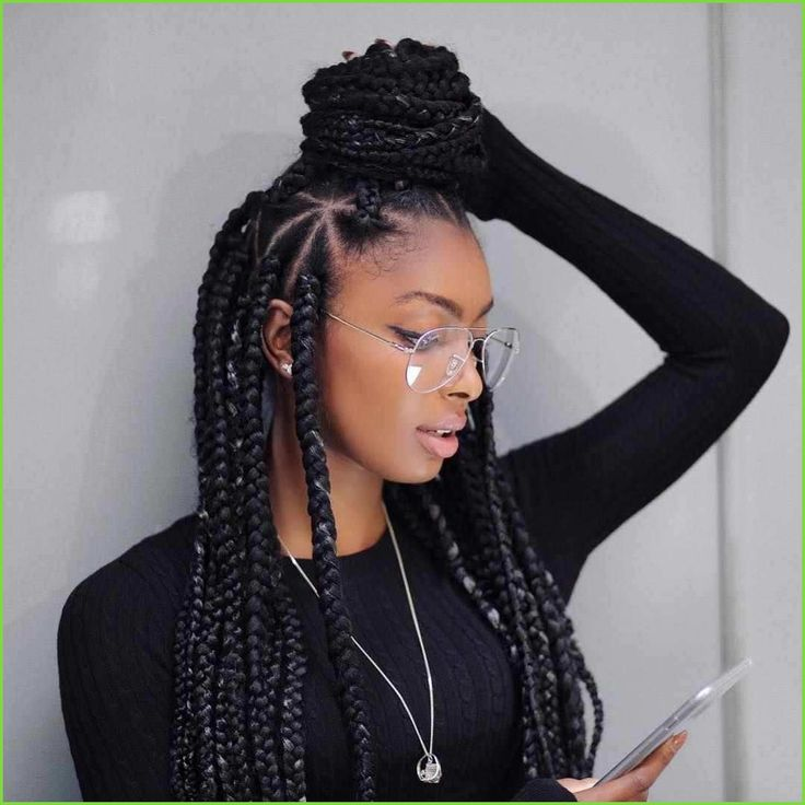 Awesome goddess braid styles for black hair   – braid hairstyle tutorial