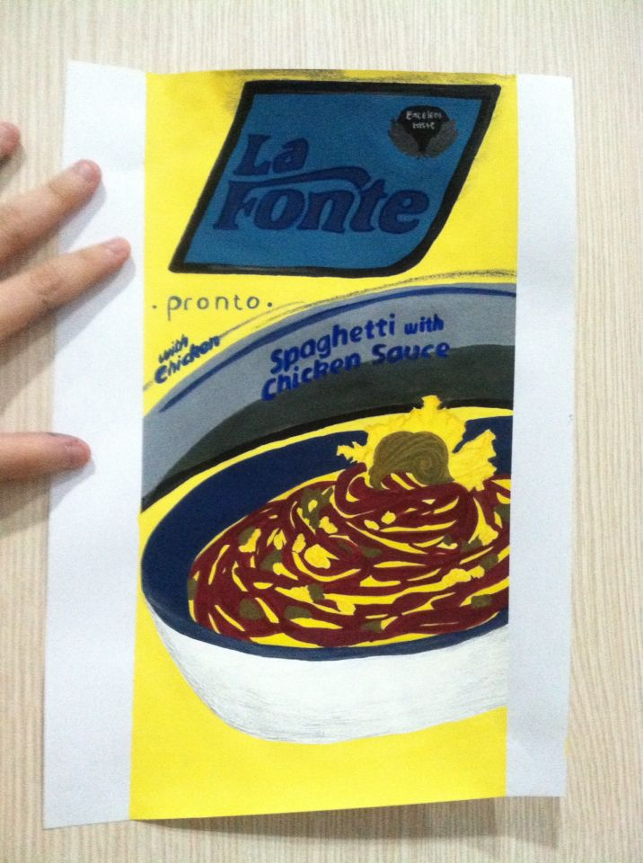 Asistensi packaging