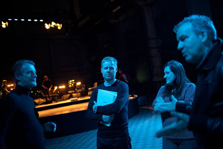 BTS: Max Richter's Sleep in Berlin