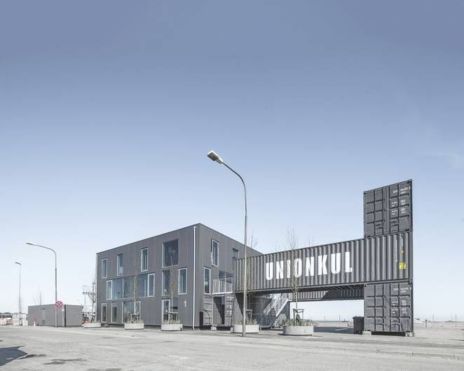 It's a wrap: Temporary offices built from #shipping containers http://www.treehugger.com/modular-design/its-wrap-temporary-offices-built-shipping-containers.html?utm_content=buffer63ad0&utm_medium=social&utm_source=pinterest.com&utm_campaign=buffer via designboom TreeHugger.com