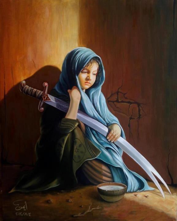 Husseini by shia-ali.deviantart.com on @DeviantArt