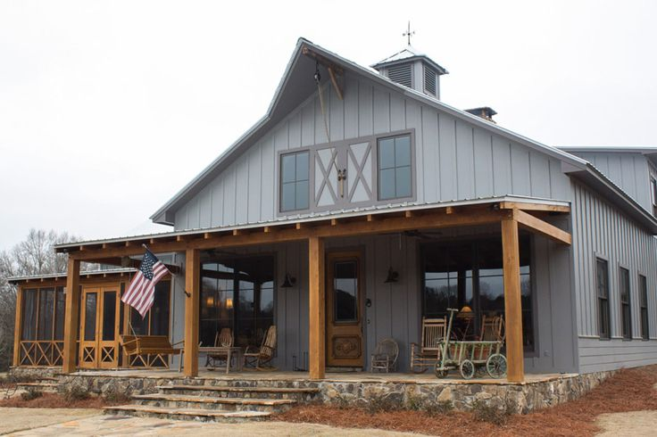 17 best ideas about metal barn homes on pinterest barn Barn plans with living area