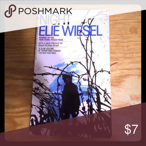 Night book Ellie Wiesel Other