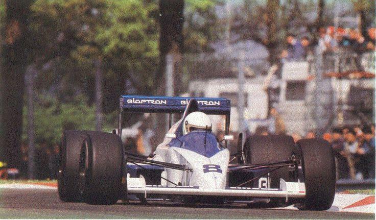 Stefano Modena - 1990 - MRD Brabham BT58