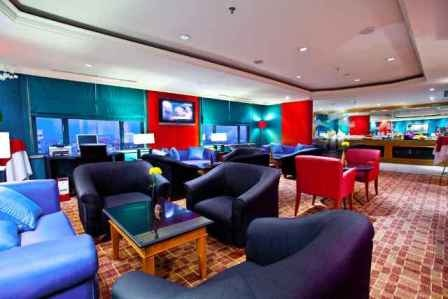 Hotel Aryaduta Makassar V10 - Executive Club Lounge