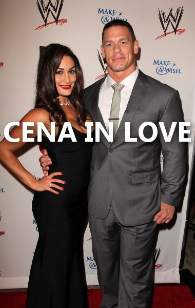 WWE champion John Cena returned to Kelly & Michael to continue his feud with WWE Raw guest host Michael Strahan, and talk about girlfriend Nikki Bella.