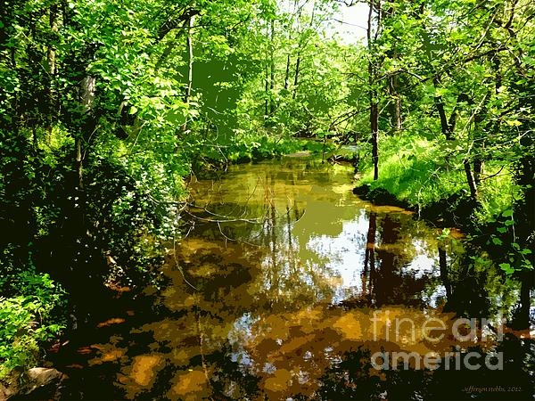 Middle Patuxent River, Howard County, Maryland