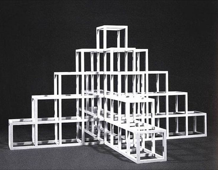 Sol LeWitt 1971 by supergoodthing