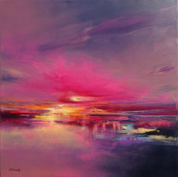 "Saatchi Art Artist Beata Belanszky-Demko; Painting, ""Spread the Light"" #art"