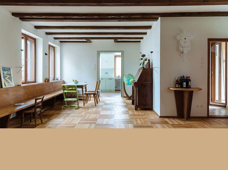 4architekten   Architekturbüro München | Sanierung Josef Martin Bauer Haus  | Dorfen