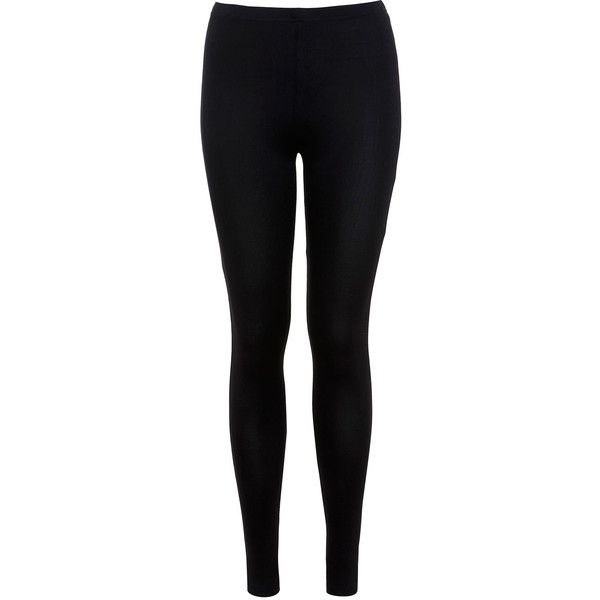 Miss Selfridge Black Shiny Legging ($25) ❤ liked on Polyvore featuring pants, leggings, bottoms, jeans, black, shiny black leggings, jersey pants, black wet look leggings, wetlook leggings and wet look pants