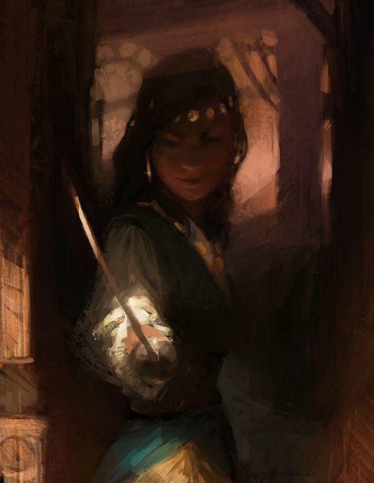 Character Design Style Emulation 3/3, Vanessa Palmer on ArtStation at https://www.artstation.com/artwork/4kQl2