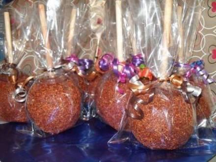 $12.00 pesos | Manzanas con Tamarindo Grandes!!! | TOL Matamoros