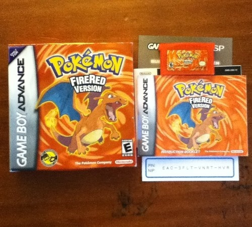 Pokemon fire red version strategy guide