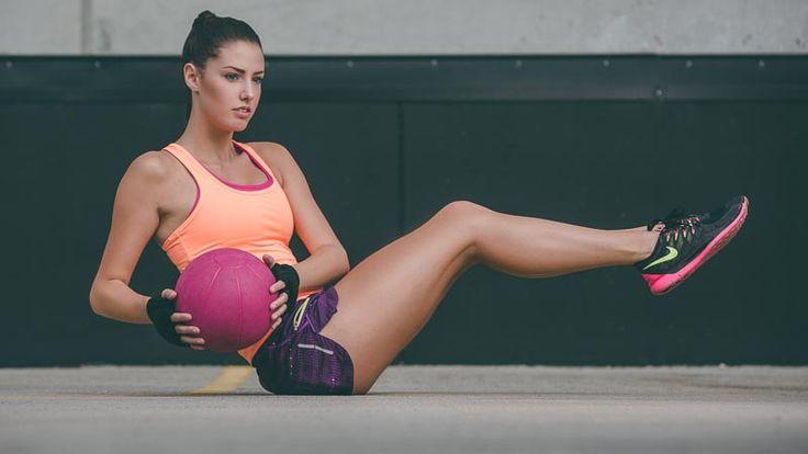 Fitness Test Shoot   Tayla by Matt Korinek   Photographer