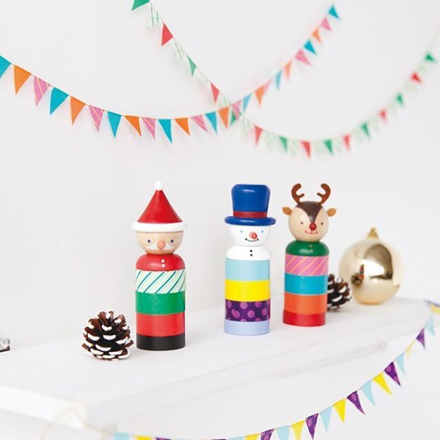 Ultra Cute Christmas Washi Tape Ideas From Masté