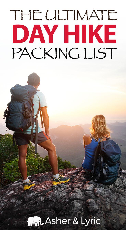 17 itens da lista de embalagem da caminhada do dia principal + O que NÃO trazer (2018). O que você REALMENTE …   – North America – What to Pack