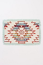 Like it, should try it in different colors- Anthropologie: Mod Desert Bathmat