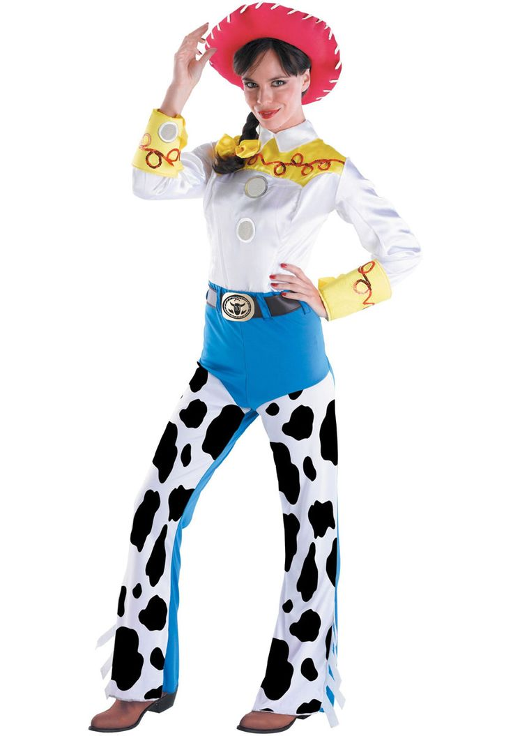 Jessie Toy Story Fancy Dress, Disney Licensed Costume - Hollywood and TV costumes at Escapade™ UK - Escapade Fancy Dress on Twitter: @Escapade_UK