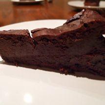 Ma recette du jour : Gâteau au chocolat sans farine sur Recettes.net