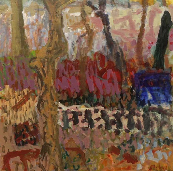 Mangrove evening by Sally Stokes