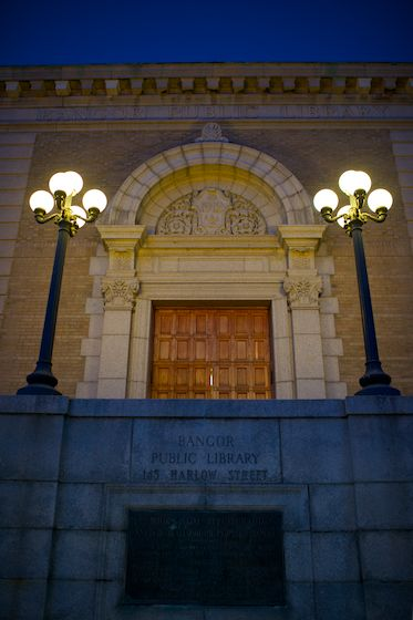 Bangor, Maine Public Library