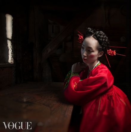 Le #invasionidigitali su Vogue Italia
