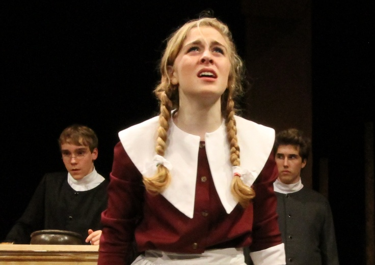 how does miller present the character of abigail in the crucible Get an answer for 'how does arthur miller present female characters in the  crucible' and find homework help for other the crucible questions at enotes   the girls are caught by reverend parris, and abigail quickly blames tituba for.