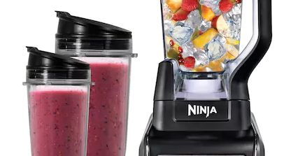 Nutri Ninja® Blender DUO with Auto-iQ™ As Low As $91.99 (Reg. $199.99) + Free Shipping