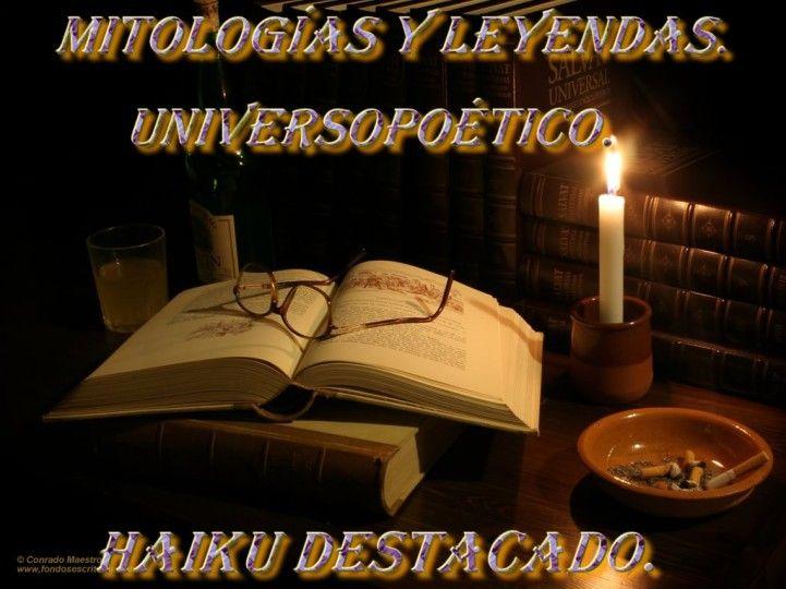 """Haikú """"Luna"""" - MyL-UP Mitología,Leyendas y Universo Poético"""