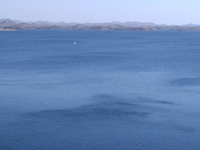 Aswan Dam - Lake Nasser